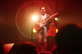 Kaleo opens for the Lumineers on Friday, March 24, 2017, at Wells Fargo Arena in Des Moines.